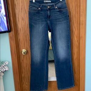 Levi's 529 Curvy Bootcut Jeans Size 10